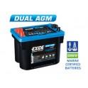 12V Dual AGM EP500